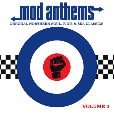 b5ed6b4e979a Various Artists - Mod Anthems (Original Northern Soul