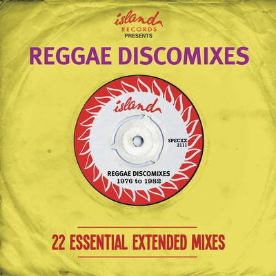 Various Artists - Island Presents Reggae Discomixes Compilation of extended  mixes from Island Records in the late  70s   early  80s era. 72563c92dc89